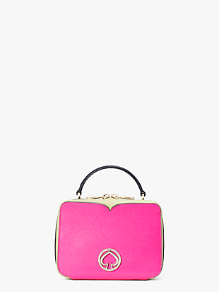 vanity mini top-handle bag by kate spade new york non-hover view