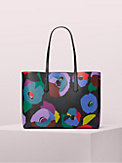 molly floral collage large tote, , s7productThumbnail