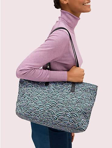 taylor party bubbles large tote, , rr_productgrid