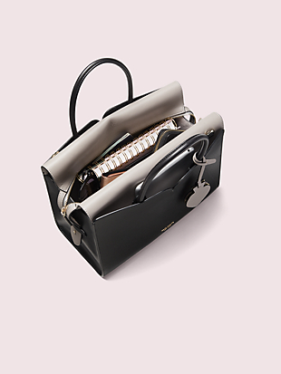 spencer large satchel by kate spade new york hover view