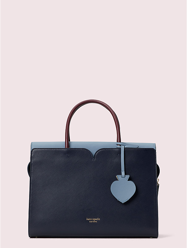 spencer large satchel, , rr_large