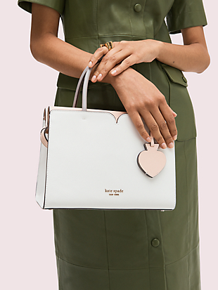 spencer medium satchel by kate spade new york hover view