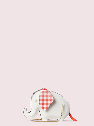 tiny elephant crossbody by kate spade new york non-hover view