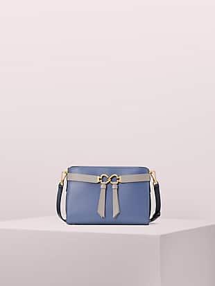 케이트 스페이드 뚜쥬르백 미디움 Kate Spade toujours medium crossbody,celestial blue multi