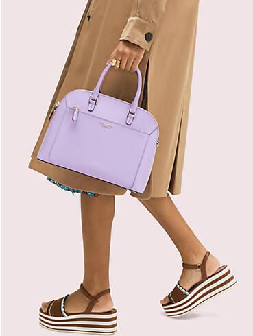 louise medium dome satchel, , rr_productgrid