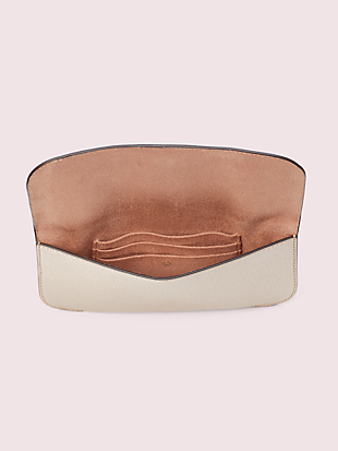 make it mine customizable camera bag metallic pouch by kate spade new york hover view
