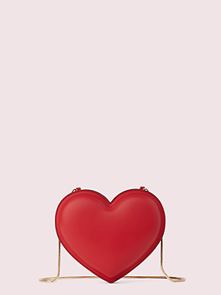 3d heart crossbody by kate spade new york non-hover view