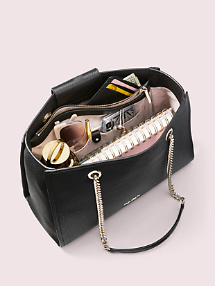 amelia pebble large tote by kate spade new york hover view