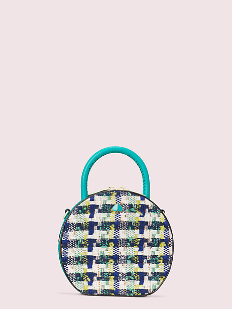 andi tweed mini chain canteen bag by kate spade new york
