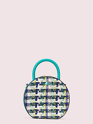 andi tweed mini chain canteen bag by kate spade new york non-hover view