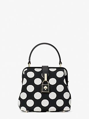 remedy bikini dot small top-handle bag by kate spade new york non-hover view