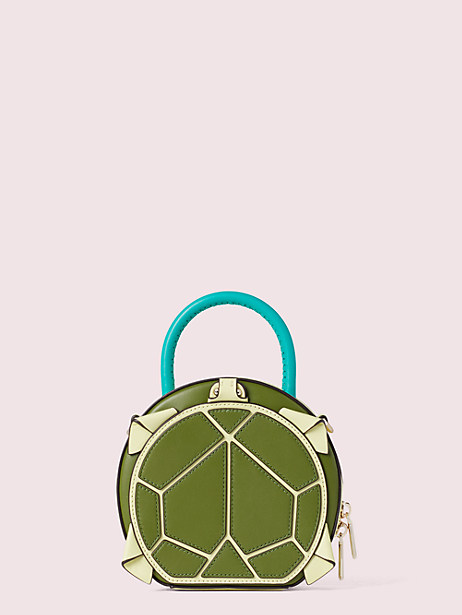 andi turtle mini chain canteen bag by kate spade new york