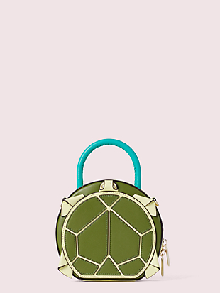andi turtle mini chain canteen bag by kate spade new york non-hover view