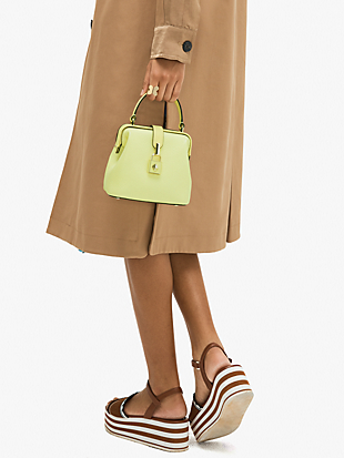 remedy small top-handle bag by kate spade new york hover view