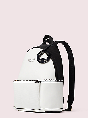 sport knit city pack large backpack by kate spade new york hover view