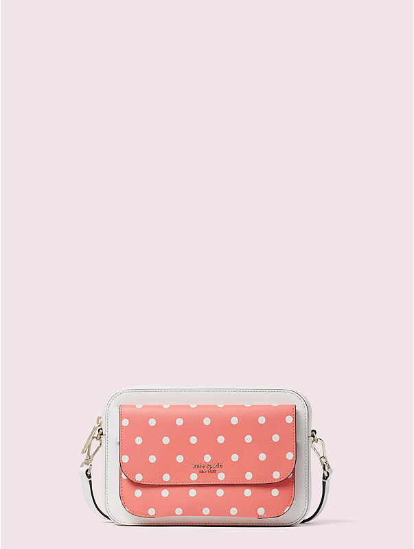 make it mine cabana dot pouch, , rr_large