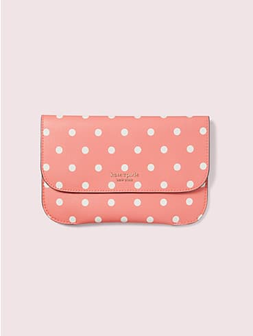 make it mine cabana dot pouch, , rr_productgrid