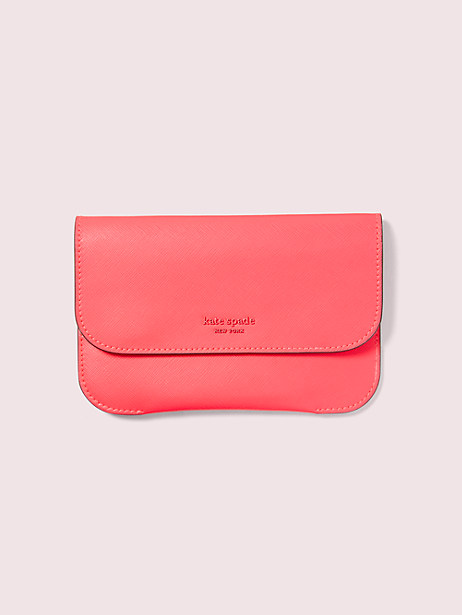 fluo pouch by kate spade new york