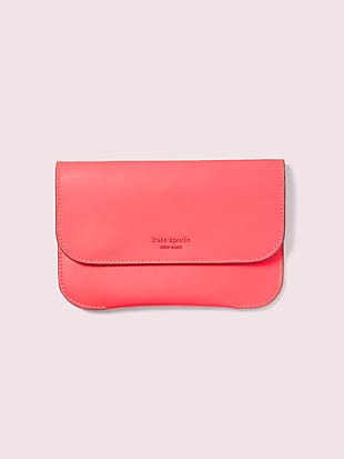 make it mine fluo pouch by kate spade new york non-hover view
