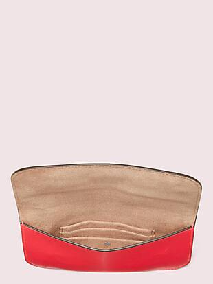 fluo pouch by kate spade new york hover view