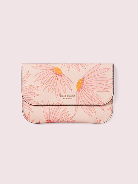 falling flower pouch by kate spade new york