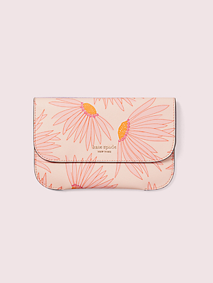 make it mine falling flower pouch by kate spade new york non-hover view