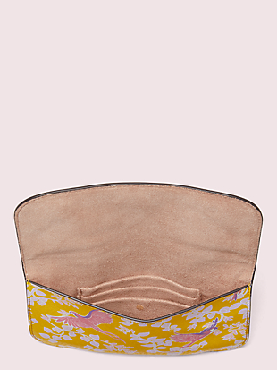 bird party pouch by kate spade new york hover view