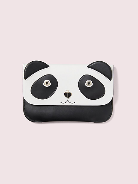 panda pouch by kate spade new york