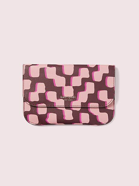 trellis pouch by kate spade new york