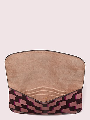 trellis pouch by kate spade new york hover view