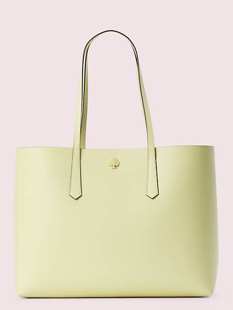molly bikini dot pop large tote by kate spade new york