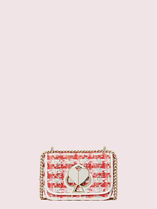 nicola tweed twistlock small convertible chain shoulder bag by kate spade new york non-hover view
