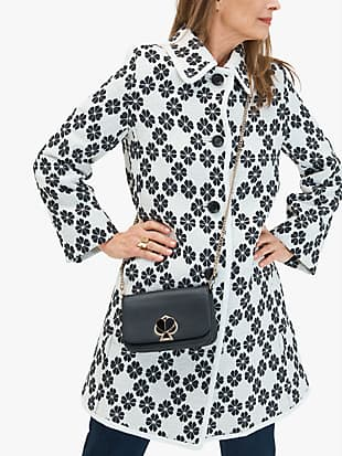 nicola twistlock medium sling bag by kate spade new york hover view