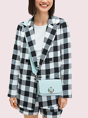 nicola twistlock convertible crossbody by kate spade new york hover view