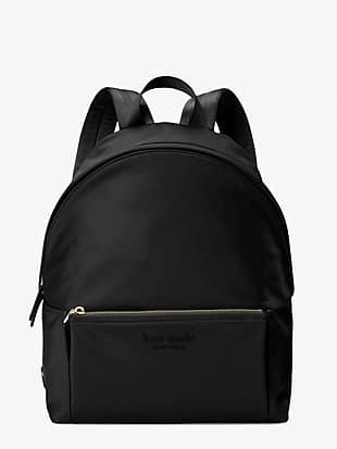 케이트 스페이드 백팩 Kate Spade nylon city pack large backpack,black