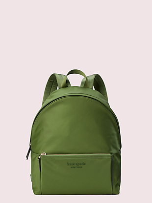 nylon city pack large backpack by kate spade new york non-hover view