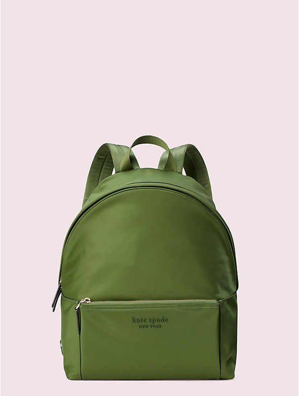 the nylon city pack large backpack, , rr_large