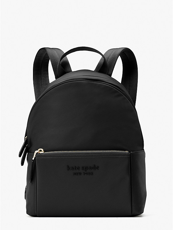 the nylon city pack medium backpack, , rr_large