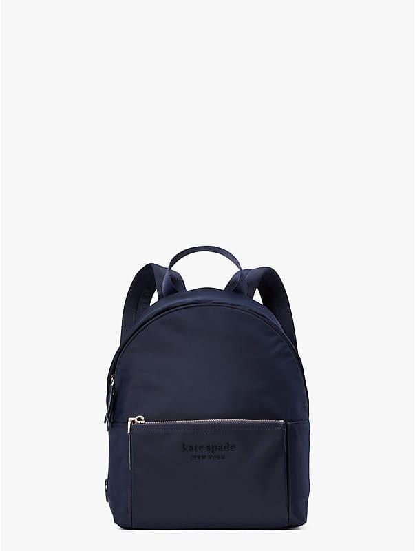 the nylon city pack medium backpack, , rr_large