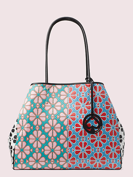 everything spade flower large tote by kate spade new york