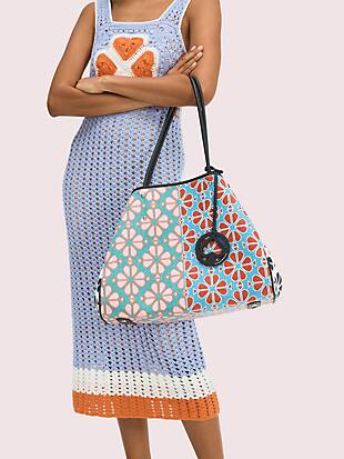 everything spade flower large tote by kate spade new york hover view
