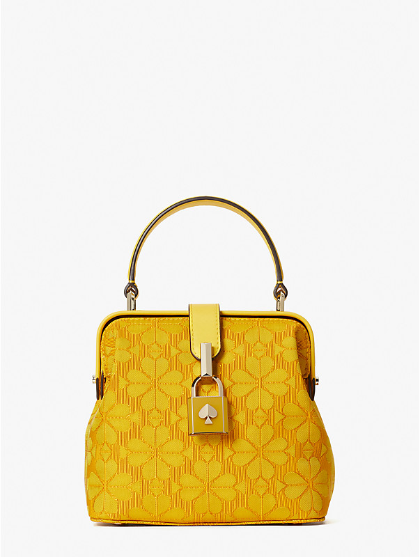 remedy spade flower small top-handle bag, , rr_large