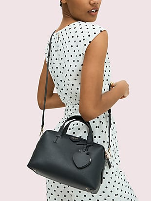taffie small satchel by kate spade new york hover view