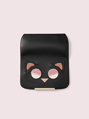 heritage make it mine cat flap by kate spade new york non-hover view