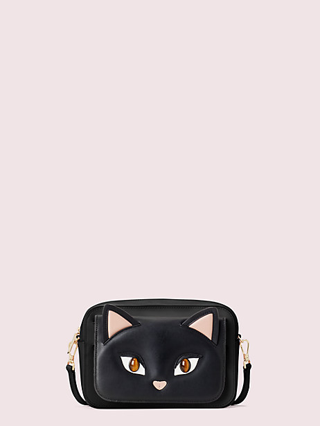 make it mine customizable camera bag cat pouch by kate spade new york