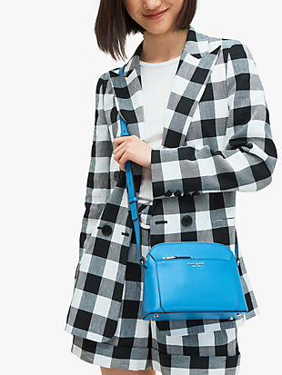 louise medium dome crossbody by kate spade new york hover view