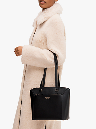 louise medium tote by kate spade new york hover view