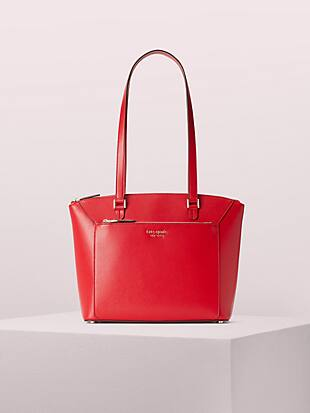 louise medium tote by kate spade new york non-hover view