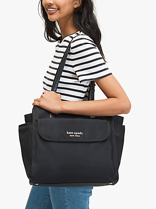 daily large diaper bag by kate spade new york hover view