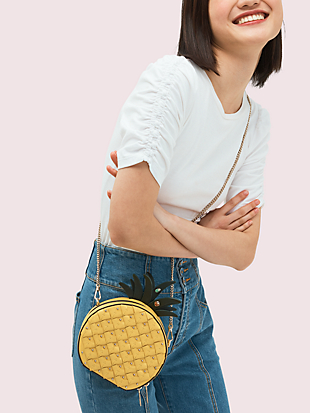 picnic pineapple crossbody by kate spade new york hover view